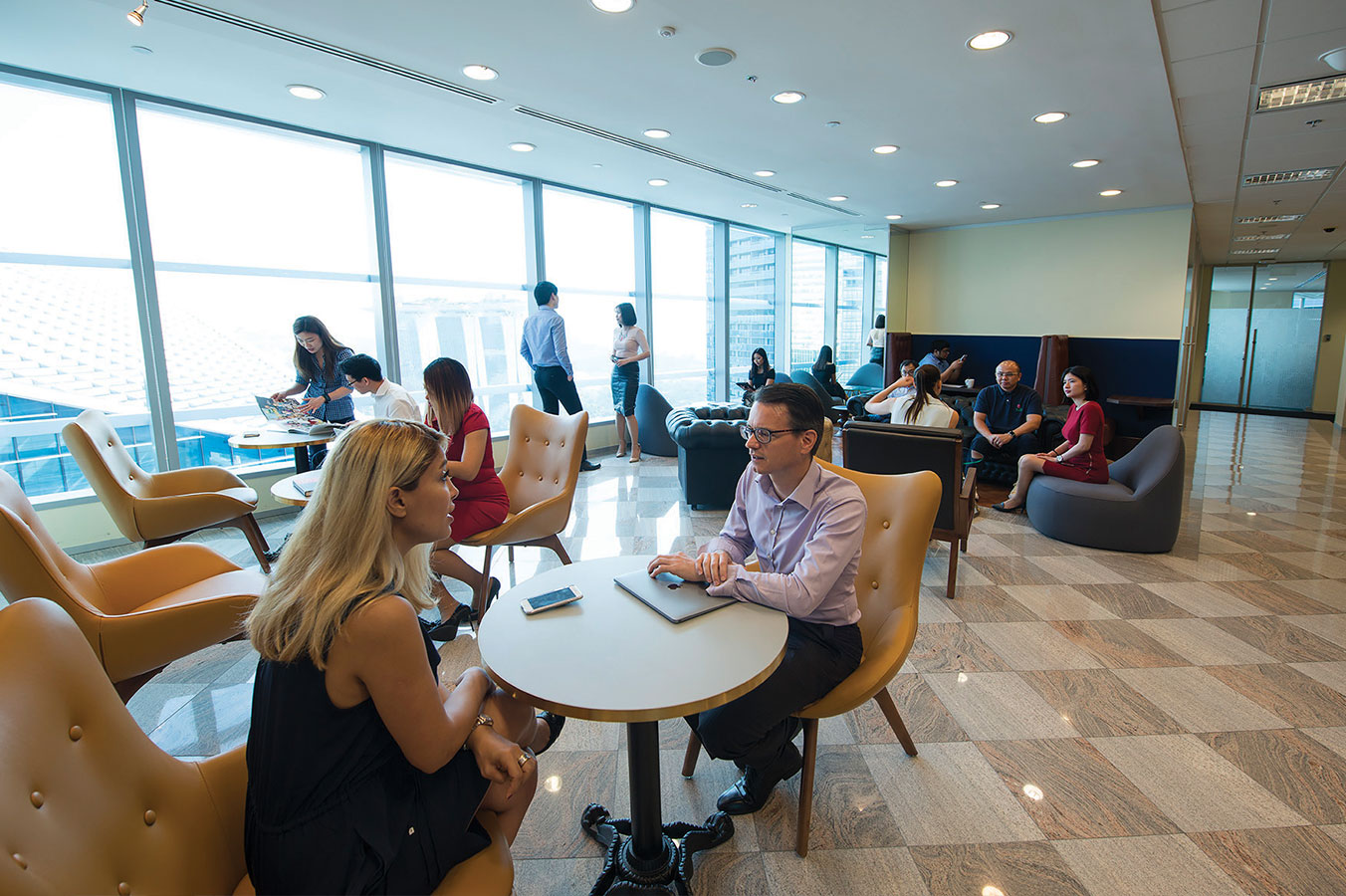 Servcorp Coworking spaces in Atlanta