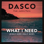 What I Need (Right Here, Right Now) [Club Mix] (feat. Justina Maria)