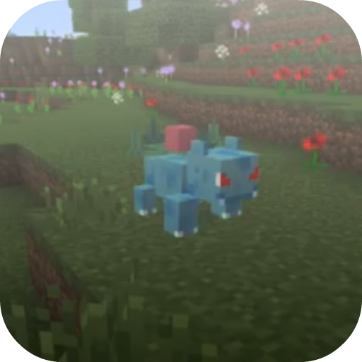Pixxelmon Addon For MCPE