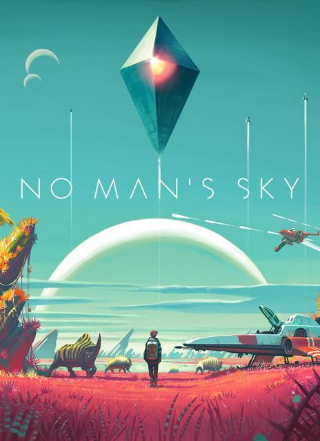 [PC]No Mans Sky NEW-GOG