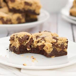 Chocolate Chip Cookie Brownies.