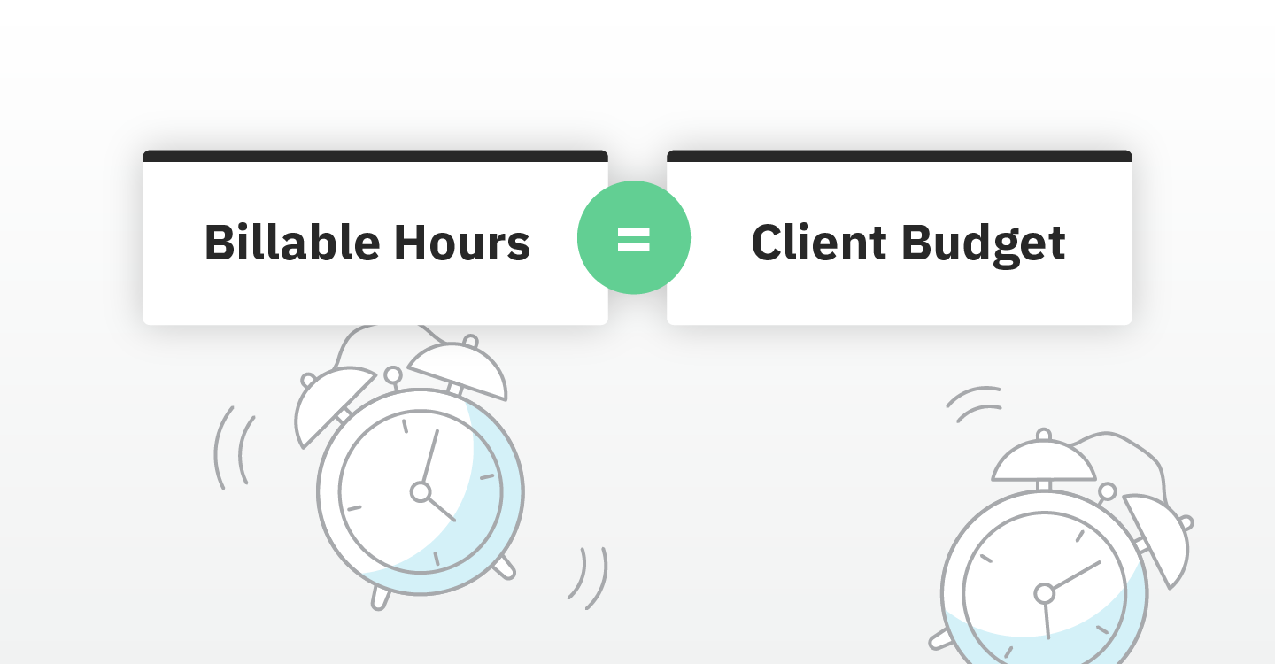 Align Your Hours With The Client's Budget
