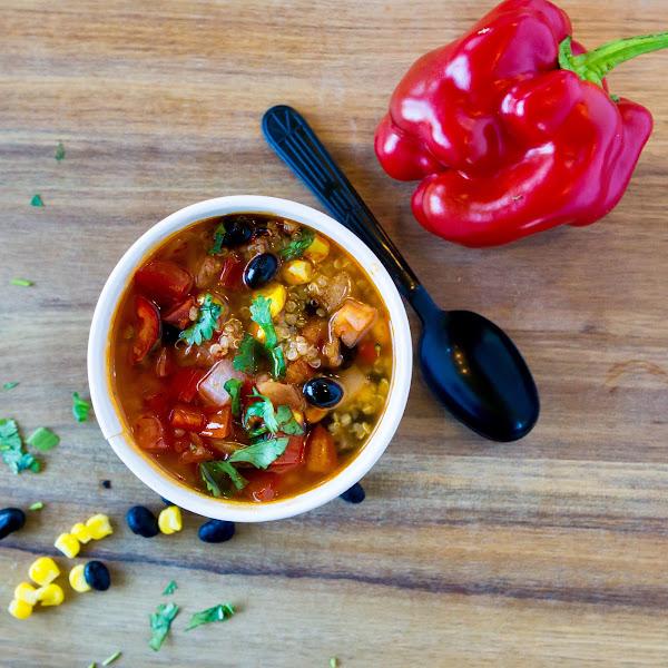 Grabba Chili (vegetarian)