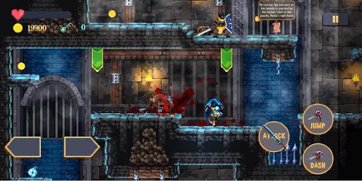 Castle of Varuc: Action Platformer 2D android2mod screenshots 4