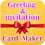 Greeting/invitation Card Maker APK icon