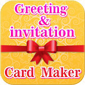 Greeting/invitation Card Maker