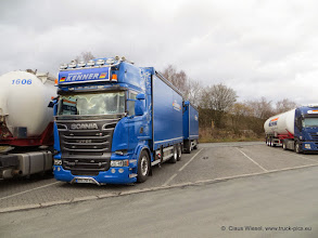 Photo: R500 \8/ Spedition Kenner            Click for more photos: www.truck-pics.eu or join me on Facebook: claus wiesel