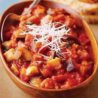 Slow-Cooker Vegetable Curry.