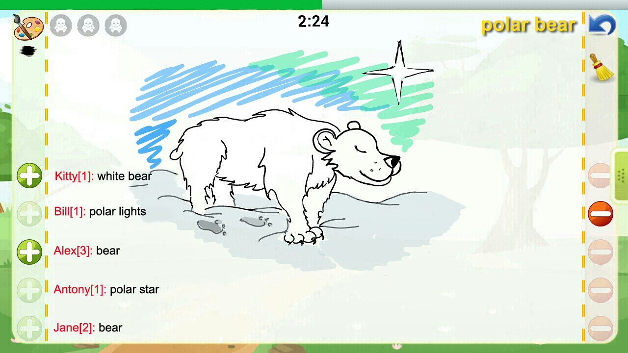 Draw and guess online android apps on google play for Draw online