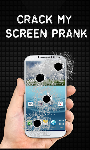 Crack My Screen Prank