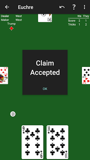 Euchre by NeuralPlay screenshots 4