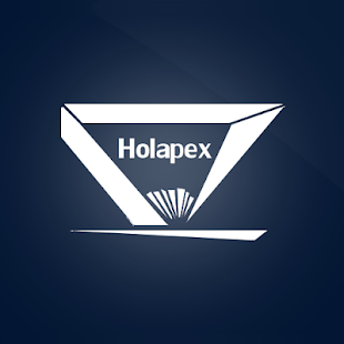 Holapex Hologram Video Maker- screenshot thumbnail