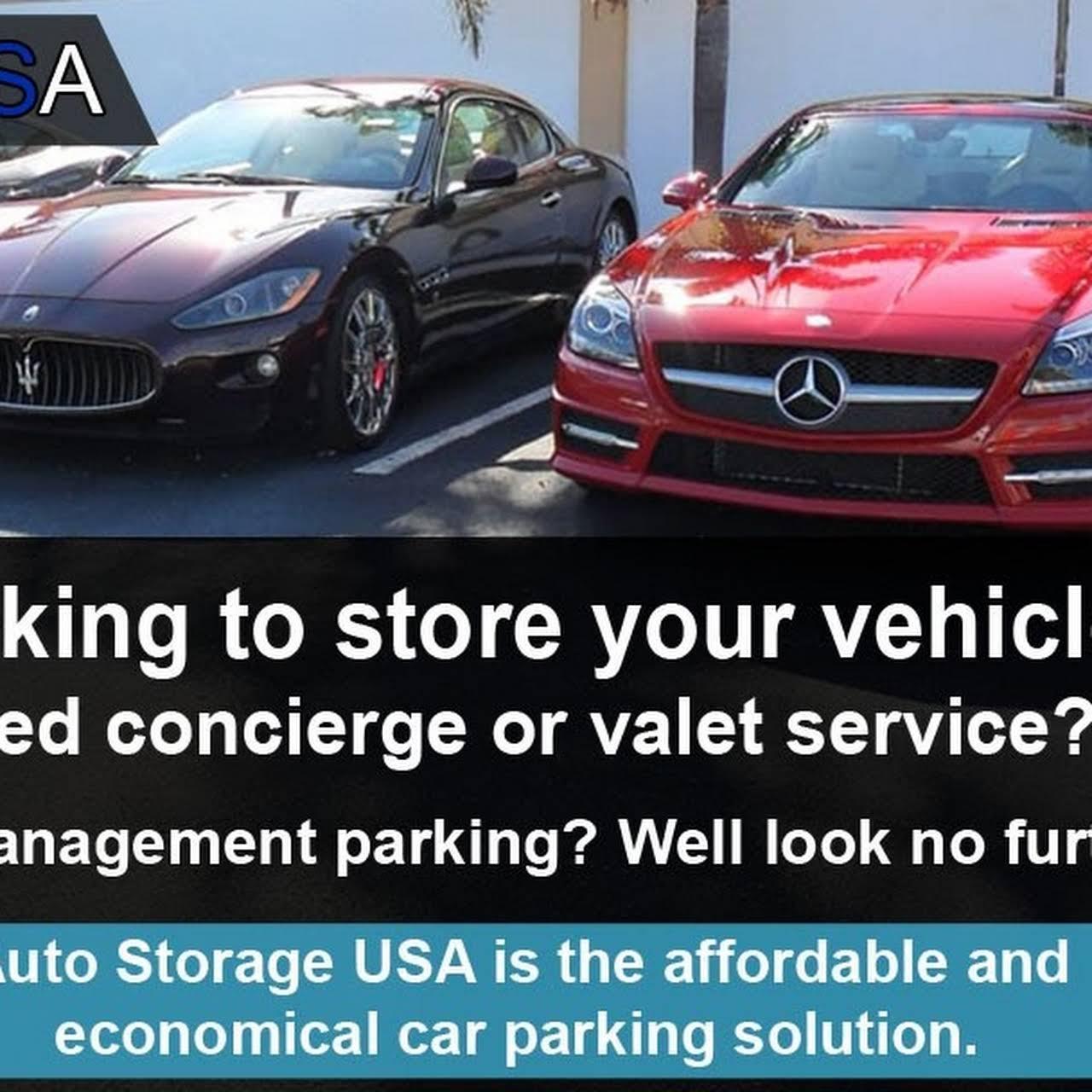 Auto Storage USA - Affordable long term private automobile storage