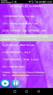 LEE GIKWANG SONGS - náhled