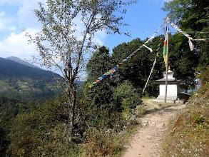Photo: Descente vers Shivalaya