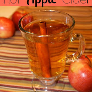 Simple Hot Apple Cider.