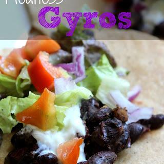 Meatless Gyros