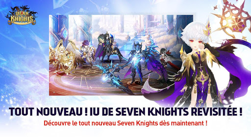 Seven Knights APK MOD screenshots hack proof 2