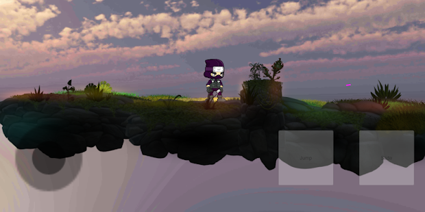 Adventure 2D : Gold Digger Ninja Screenshot