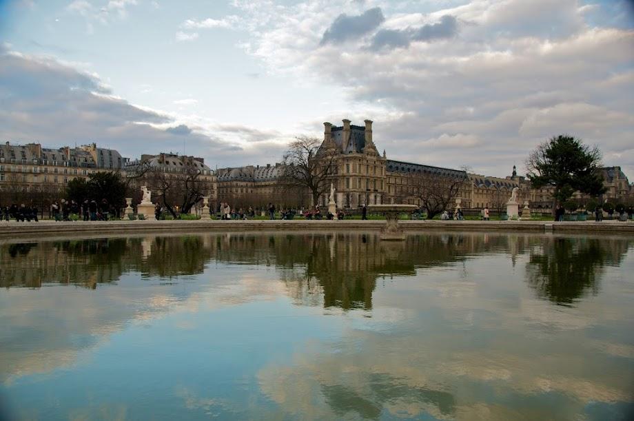 Foto Louvre Museum 5