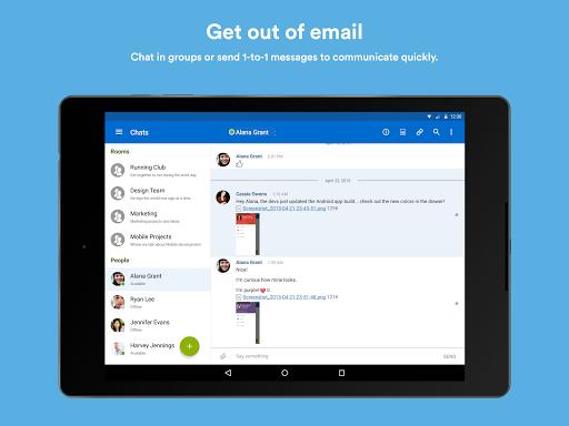 HipChat - Chat Built for Teams screenshot 6