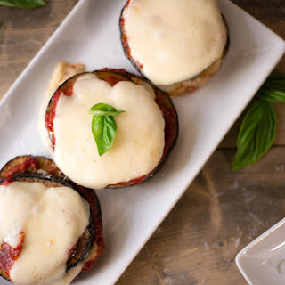 Easy Baked Eggplant Parmesan