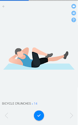 Six Pack in 30 Days - Abs Workout APK screenshot thumbnail 9