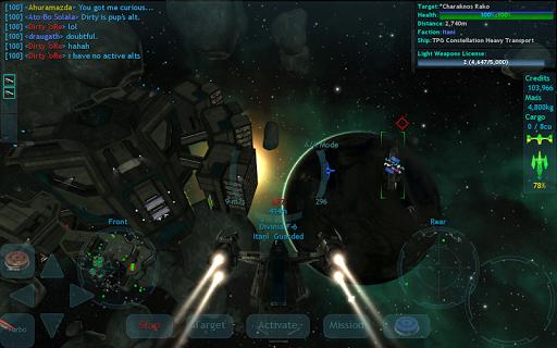 Vendetta Online (3D Space MMO) screenshots 2