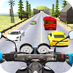 Bike Riders Traffic Moto Racing 3D Icon