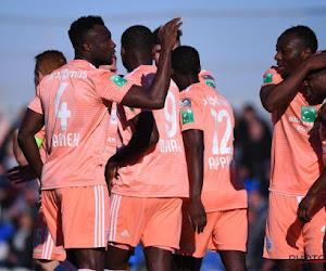 """Sanneh bijt van zich af na valse start: """"Anderlecht heeft me niet zomaar gekocht, hé"""""""