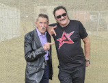 Barry Chuckle mourners allowed to pay respects outside Rotherham United stadium