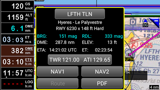 FLY is FUN Aviation Navigation  screenshots 4