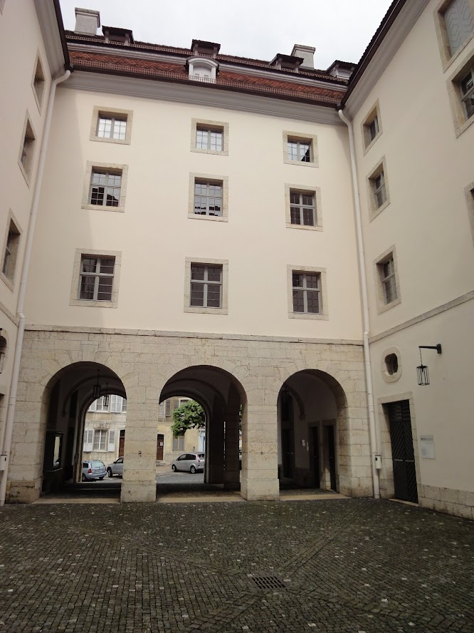 Hôtel des Halles à Porrentruy