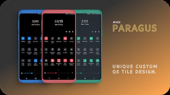 Hex Plugin - Paragus UI for Samsung Pie OneUI for PC