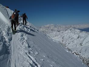 Photo: Le alpi ai nostri piedi