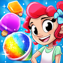 Tropical Treats: Ice Cream Blast - Free Match 3 icon