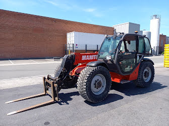 Picture of a MANITOU MLT735 120 LSU 7-E3