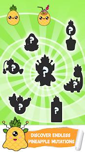Pineapple Evolution Clicker - náhled