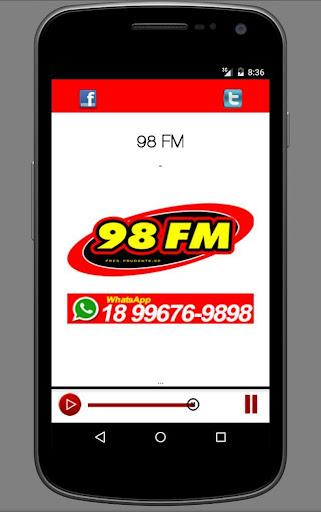 98 FM Presidente Prudente