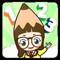 Math Study Step I (NoAD) icon