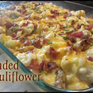 Baked Cauliflower With Mayonnaise Recipes