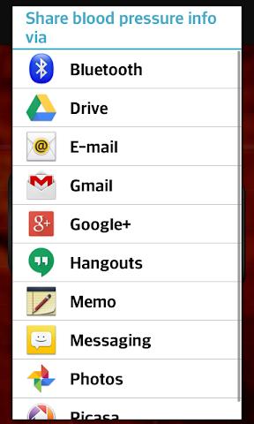 android Blood Pressure Finder Prank Screenshot 5