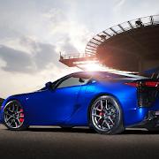 Themes Lexus LFA