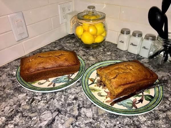 Aunt Alices Pumpkin Bread Recipe