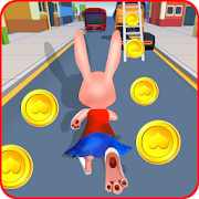 Game Bunny 3D: Endless Runner APK for Kindle