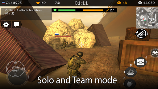 Code of War: Online Shooter Game 3.14.4 screenshots 2