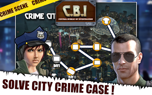 Criminal Case CBI : Hidden - náhled