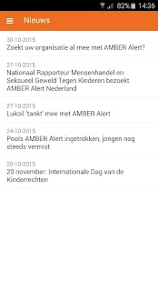 AMBER Alert- screenshot thumbnail