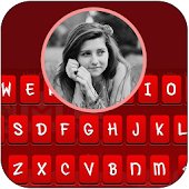Cute Photo Keyboard Style