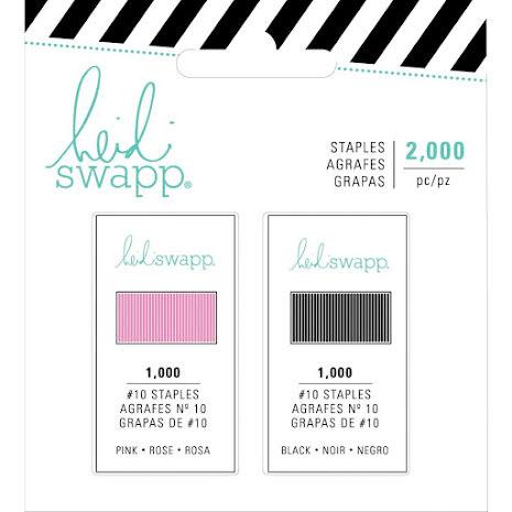 Heidi Swapp Memory Planner Color Fresh - Staple Refill